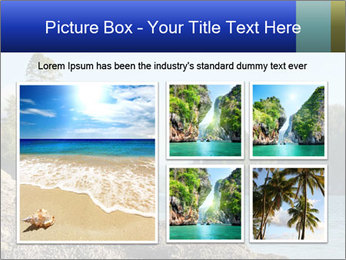 Beautiful Coastline PowerPoint Templates - Slide 19