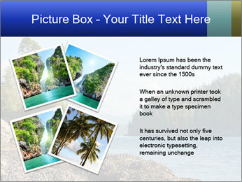 Beautiful Coastline PowerPoint Templates - Slide 23