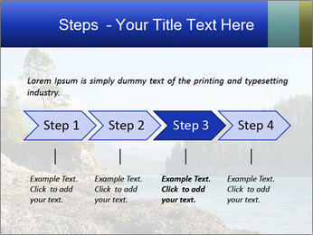 Beautiful Coastline PowerPoint Templates - Slide 4