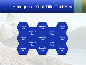 Beautiful Coastline PowerPoint Templates - Slide 44
