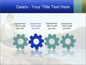 Beautiful Coastline PowerPoint Templates - Slide 48