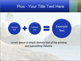 Beautiful Coastline PowerPoint Template - Slide 75