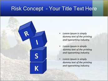 Beautiful Coastline PowerPoint Templates - Slide 81