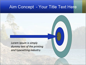 Beautiful Coastline PowerPoint Templates - Slide 83