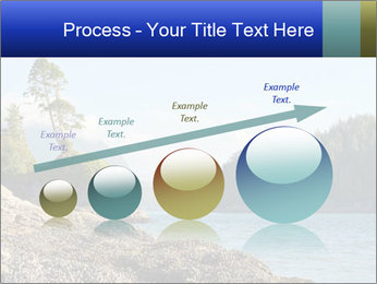 Beautiful Coastline PowerPoint Template - Slide 87
