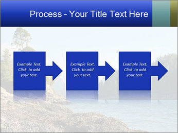 Beautiful Coastline PowerPoint Templates - Slide 88