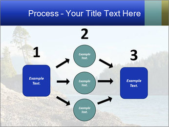 Beautiful Coastline PowerPoint Templates - Slide 92