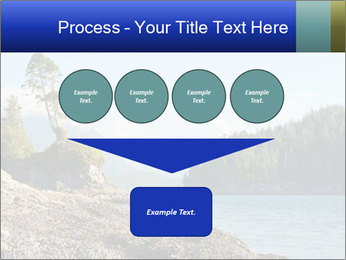 Beautiful Coastline PowerPoint Templates - Slide 93