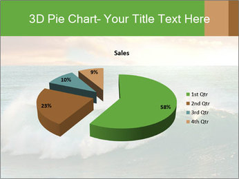 Sea During Dawn PowerPoint Template - Slide 35