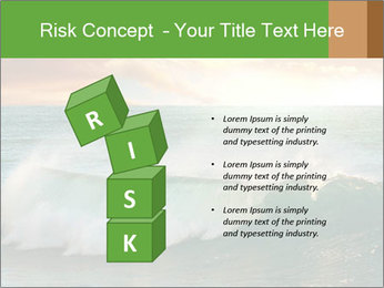 Sea During Dawn PowerPoint Templates - Slide 81