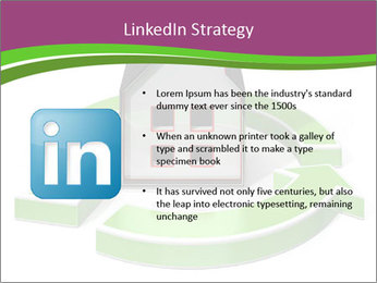 Green House Model PowerPoint Templates - Slide 12