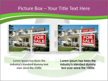 Green House Model PowerPoint Templates - Slide 18