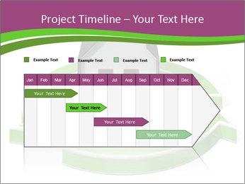 Green House Model PowerPoint Templates - Slide 25