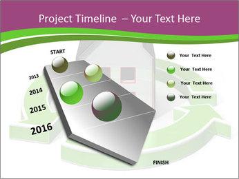 Green House Model PowerPoint Templates - Slide 26