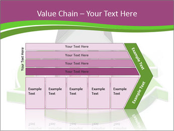Green House Model PowerPoint Templates - Slide 27
