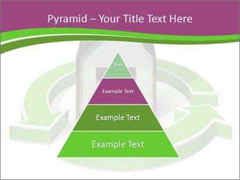 Green House Model PowerPoint Templates - Slide 30