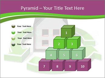Green House Model PowerPoint Templates - Slide 31