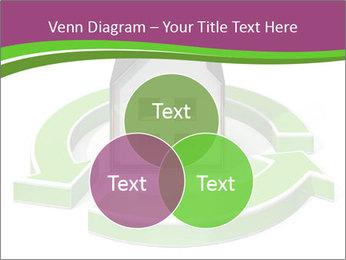 Green House Model PowerPoint Templates - Slide 33