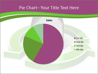 Green House Model PowerPoint Templates - Slide 36