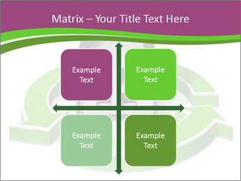 Green House Model PowerPoint Templates - Slide 37