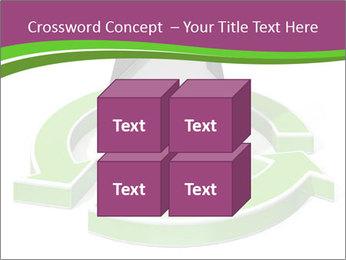 Green House Model PowerPoint Templates - Slide 39