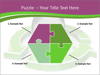 Green House Model PowerPoint Templates - Slide 40