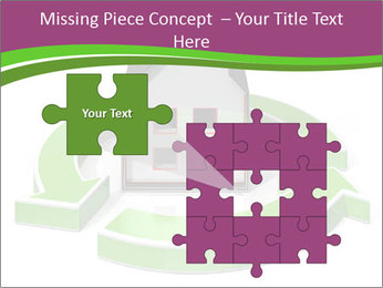 Green House Model PowerPoint Templates - Slide 45
