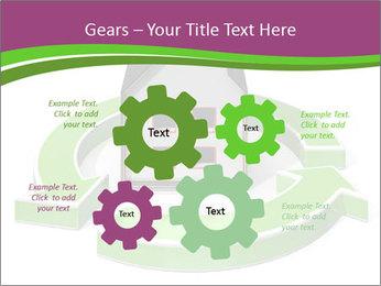 Green House Model PowerPoint Templates - Slide 47