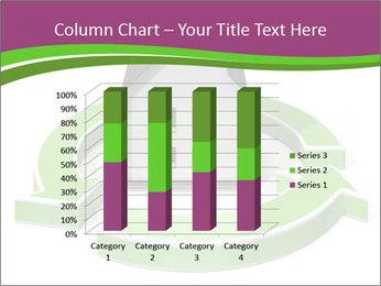 Green House Model PowerPoint Templates - Slide 50
