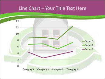 Green House Model PowerPoint Templates - Slide 54