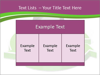 Green House Model PowerPoint Templates - Slide 59