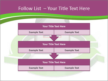Green House Model PowerPoint Templates - Slide 60