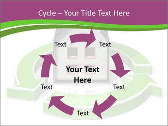 Green House Model PowerPoint Templates - Slide 62