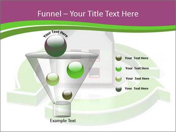 Green House Model PowerPoint Templates - Slide 63