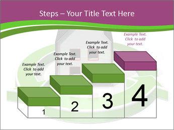 Green House Model PowerPoint Templates - Slide 64