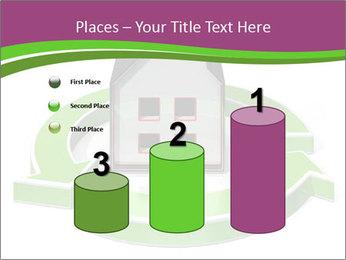 Green House Model PowerPoint Templates - Slide 65