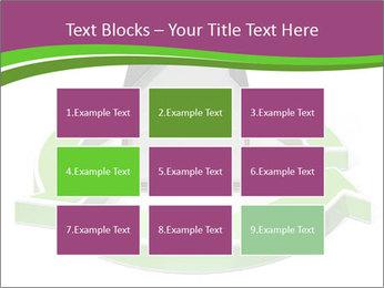 Green House Model PowerPoint Templates - Slide 68