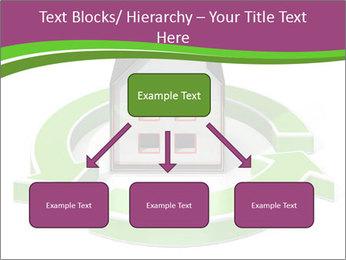 Green House Model PowerPoint Templates - Slide 69