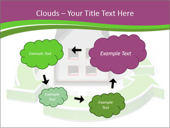 Green House Model PowerPoint Templates - Slide 72