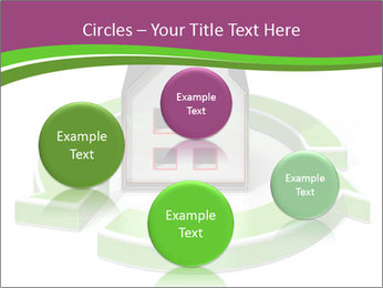Green House Model PowerPoint Templates - Slide 77
