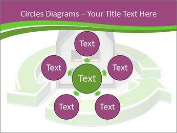 Green House Model PowerPoint Templates - Slide 78