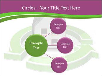 Green House Model PowerPoint Templates - Slide 79