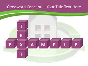 Green House Model PowerPoint Templates - Slide 82