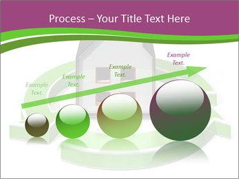 Green House Model PowerPoint Templates - Slide 87