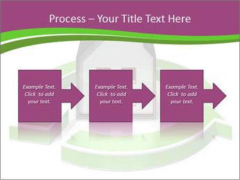 Green House Model PowerPoint Templates - Slide 88