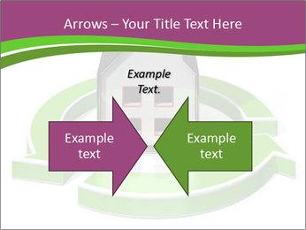 Green House Model PowerPoint Templates - Slide 90