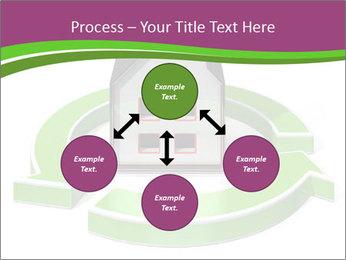 Green House Model PowerPoint Templates - Slide 91