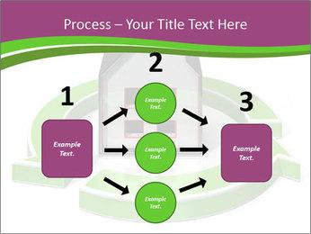 Green House Model PowerPoint Templates - Slide 92