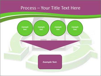 Green House Model PowerPoint Templates - Slide 93