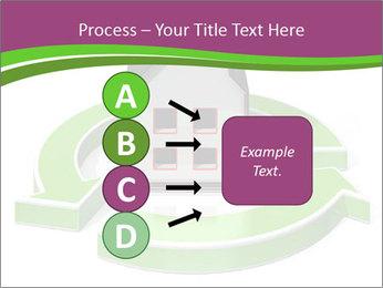 Green House Model PowerPoint Templates - Slide 94